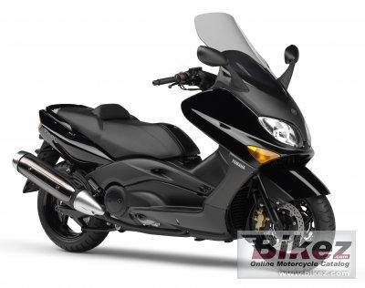 2007 Yamaha TMax