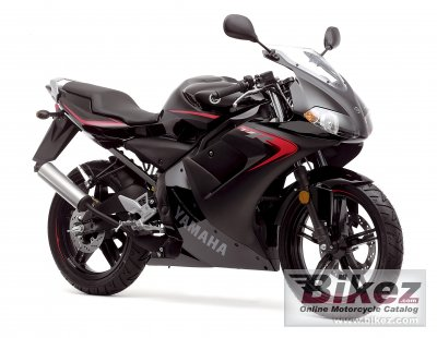 2007 yamaha tzr 50 specifications and pictures. Black Bedroom Furniture Sets. Home Design Ideas