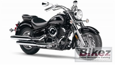 2007 Yamaha V Star 1100 Classic specifications and pictures