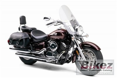 2007 Yamaha V Star 1100 Silverado specifications and pictures