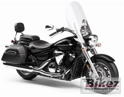 2007 Yamaha V Star 1300 Tourer specifications and pictures