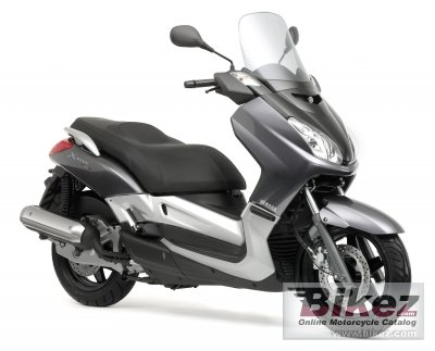 2007 yamaha x max 125 specifications and pictures. Black Bedroom Furniture Sets. Home Design Ideas