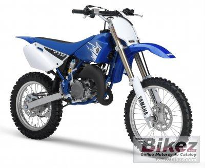 2007 Yamaha YZ85 LW