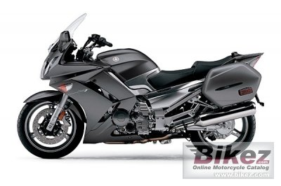 2008 Yamaha FJR1300AE photo
