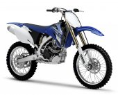 2008 Yamaha YZ250F photo