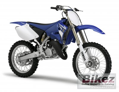 2008 Yamaha YZ125 photo