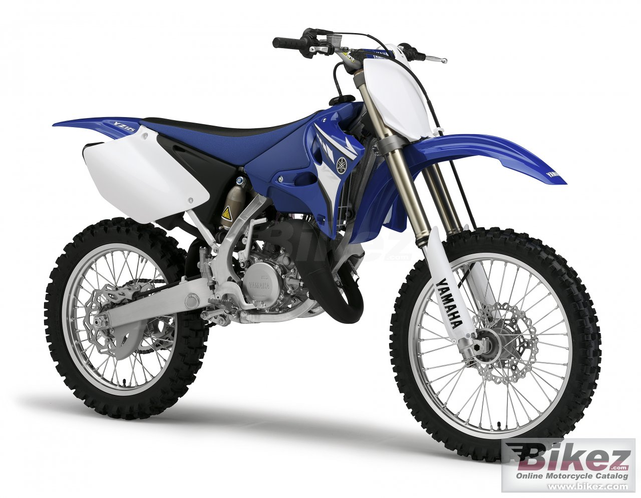 Big Yamaha yz125 picture and wallpaper from Bikez.com