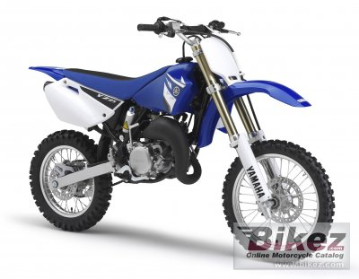 2008 yamaha yz85 specifications and pictures for Yamaha yz85 top speed