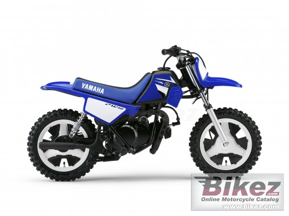 2008 Yamaha PW50 photo