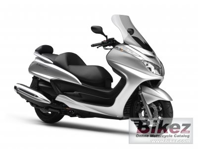 2008 Yamaha Majesty 400 photo