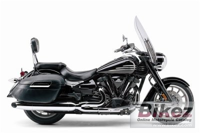 2008 Yamaha Stratoliner Midnight photo