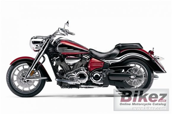 2008 Yamaha Roadliner S photo