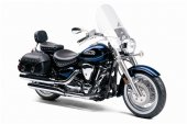 2008 Yamaha Road Star Silverado photo