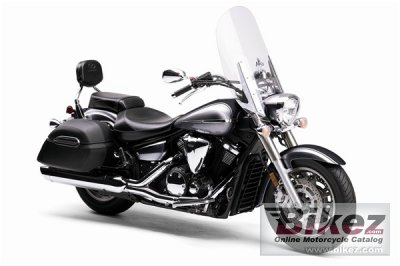2008 Yamaha V Star 1300 Tourer photo