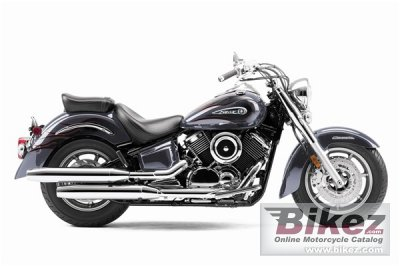 2008 Yamaha V Star 1100 Classic photo