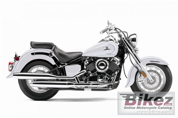 2008 Yamaha V Star Silverado photo
