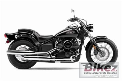 2008 Yamaha V Star Custom photo