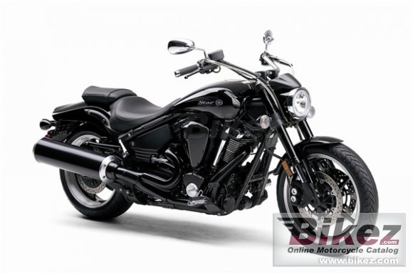 2008 Yamaha Midnight Warrior photo