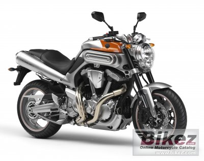 2008 Yamaha MT-01 photo