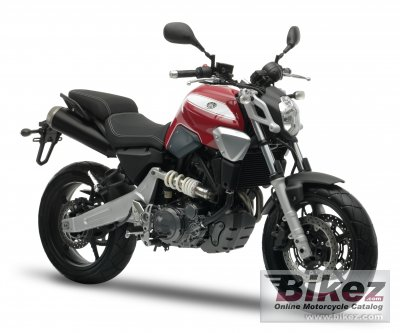 2008 Yamaha MT-03 photo