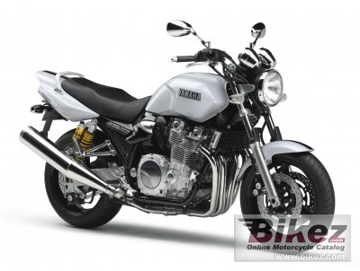 2008 Yamaha XJR1300 photo