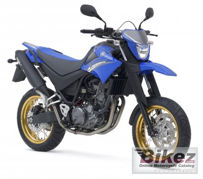 2008 Yamaha XT660X photo