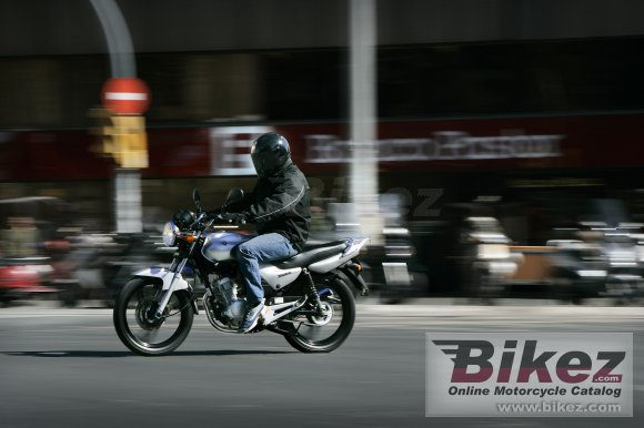 2008 Yamaha YBR125 photo