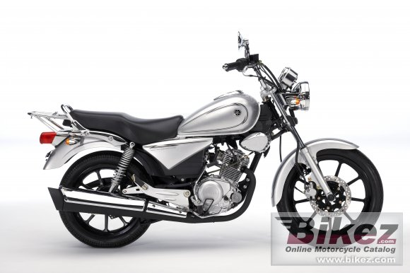 2008 Yamaha YBR125 Custom photo