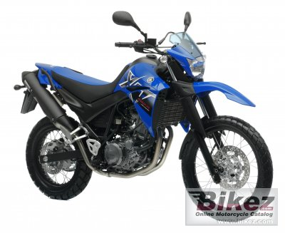2008 Yamaha XT660R photo