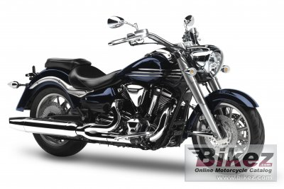 2008 Yamaha XV1900A Midnight Star photo