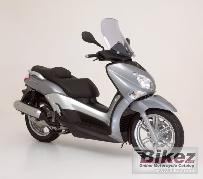 2008 Yamaha X-City 125 photo