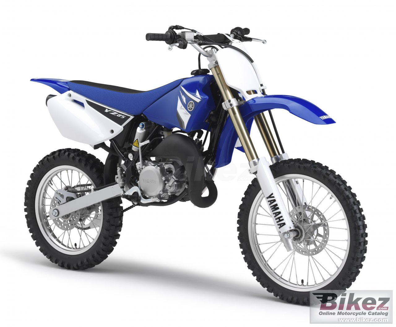 Big Yamaha yz85-lw picture and wallpaper from Bikez.com