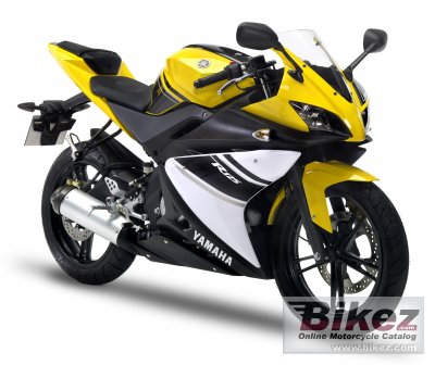 2008 Yamaha YZF-R125 photo