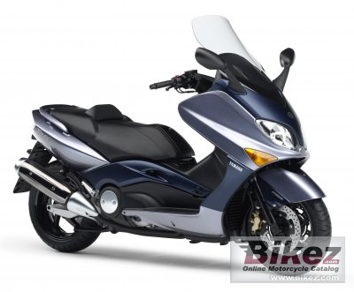2008 Yamaha TMax ABS photo