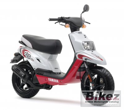2008 Yamaha BWs 12inch photo