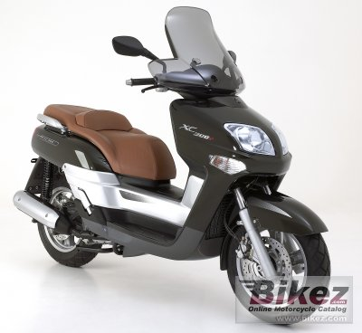 2008 Yamaha Versity 300 photo