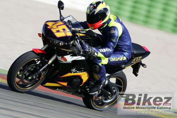 2008 Yamaha YZF-R6 R46 photo