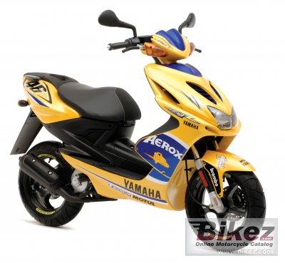 2008 Yamaha Aerox R Race Replica