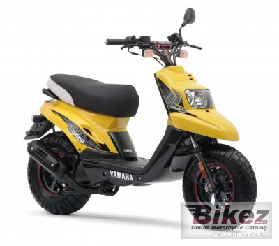 2008 Yamaha Bws Naked Specifications And Pictures