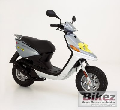 2008 Yamaha BWs Next Generation specifications and pictures