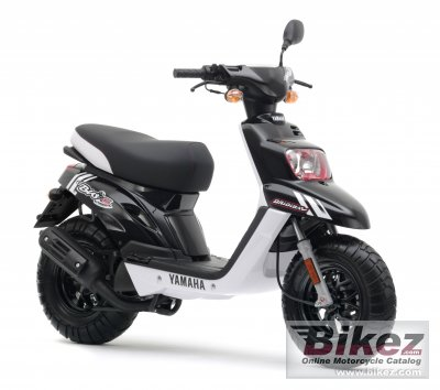 2008 Yamaha BWs