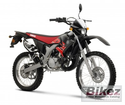 2008 yamaha dt50r specifications and pictures. Black Bedroom Furniture Sets. Home Design Ideas