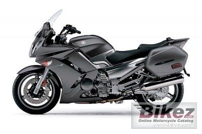 2008 Yamaha FJR1300AE