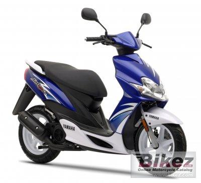2008 Yamaha JogR