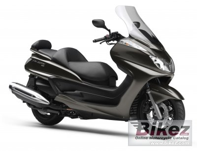 2008 Yamaha Majesty 400 ABS