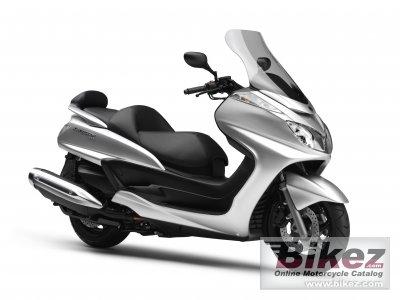 2008 Yamaha Majesty 400