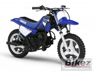 2008 Yamaha PW50