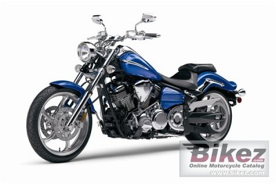 2008 Yamaha Raider S specifications and pictures