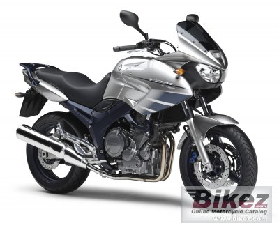 2008 Yamaha TDM900A