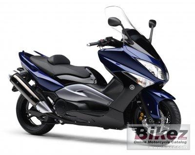 2008 Yamaha TMAX